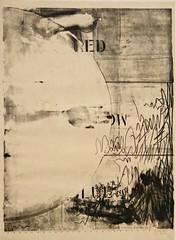 Jasper Johns, Hatteras (detail), 1963