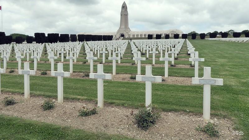 oorlogsmonumenten Douaumont