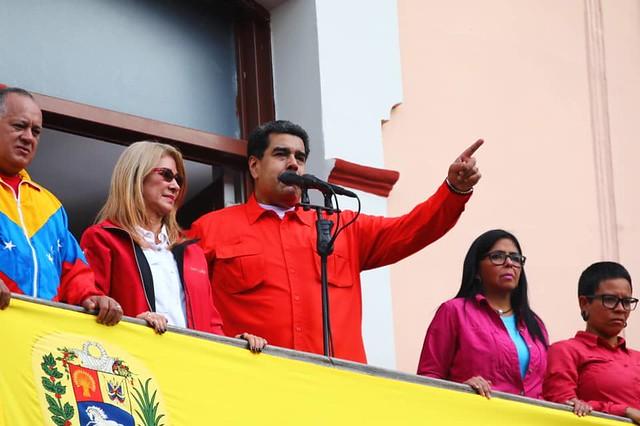 Diante da tentativa de golpe, Venezuela rompe relações com os EUA