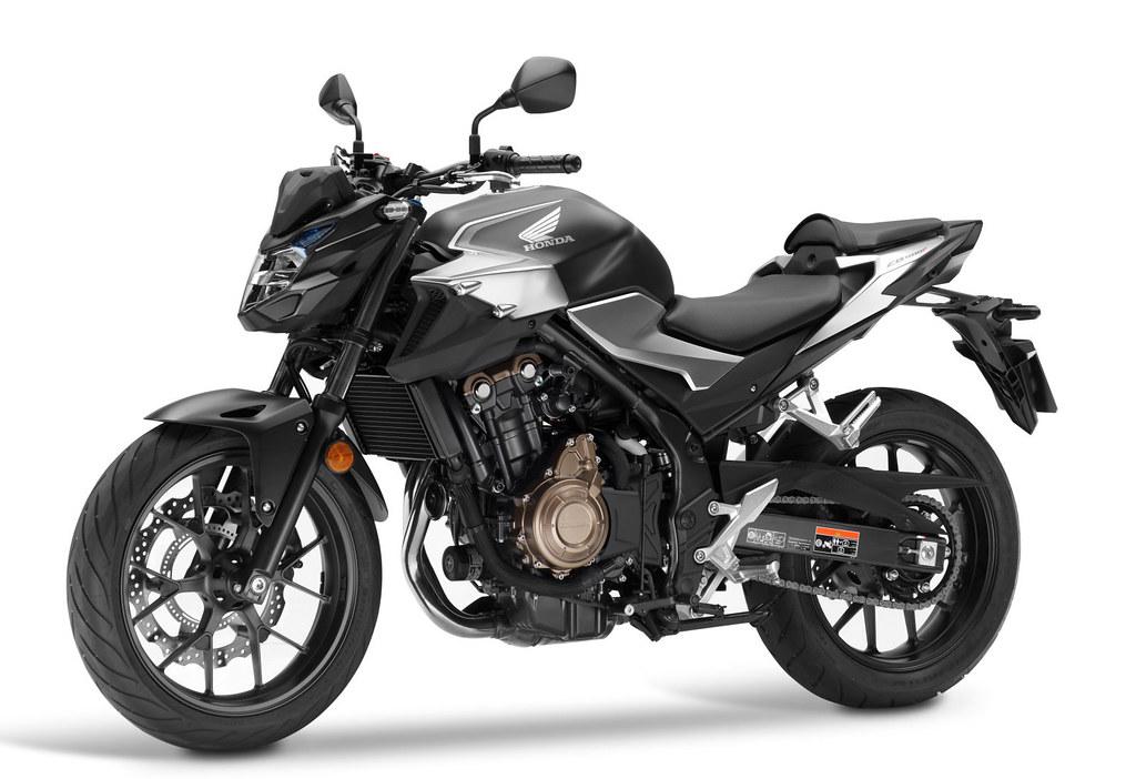 Honda CB 500 F 2019 - 16