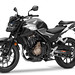 Honda CB 500 F 2021 - 17