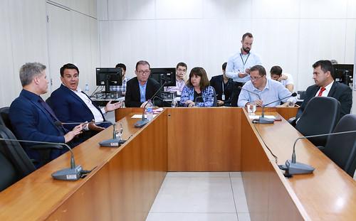 1ª Reunião Extraordinária - Comissão de Orçamento e Finanças Públicas