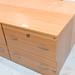 Two door oak lateral filet E100
