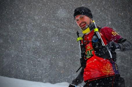 Zasněžená LH24 hektická pro závodníky i záchranáře