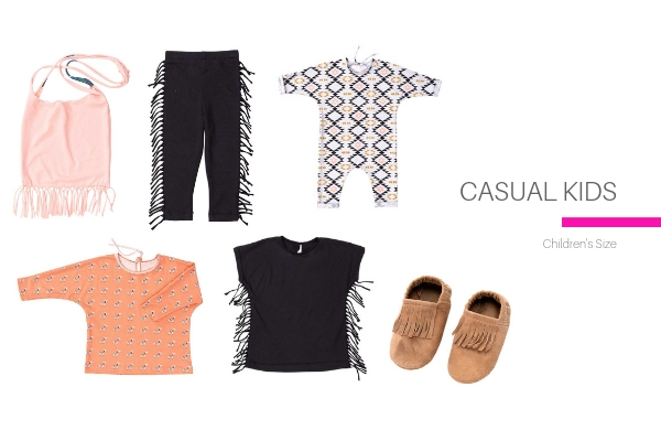 Casual Kids Collection