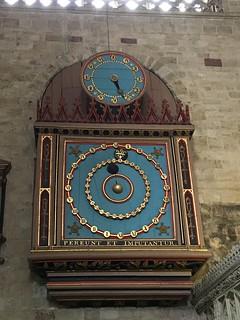 20180811 Exeter astro clock