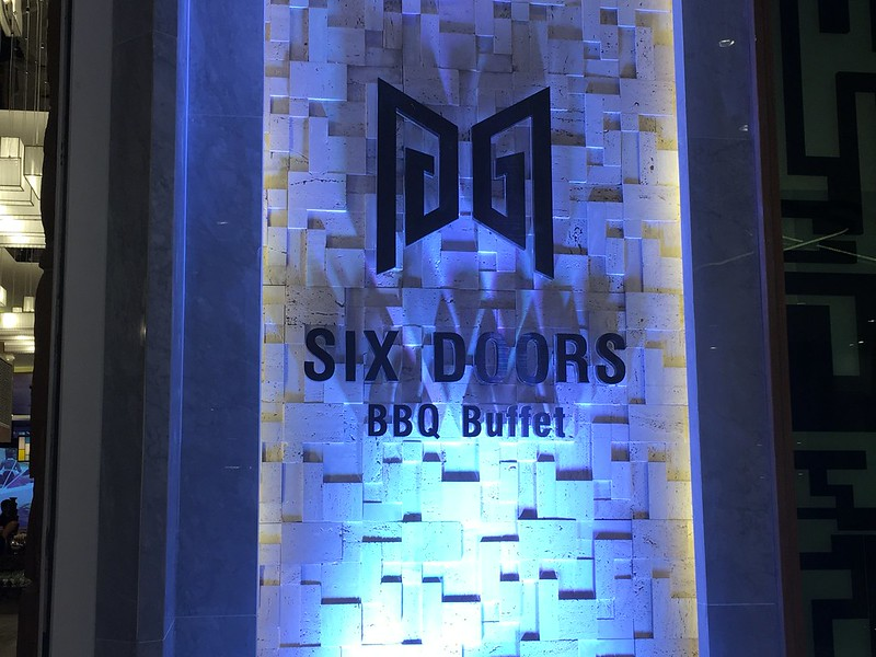 SIX Doors BBQ Buffet, Uptown BGC