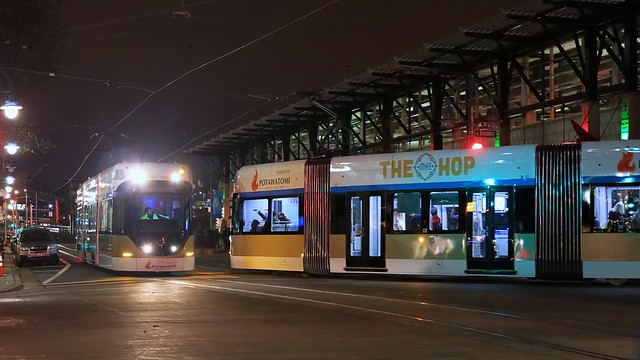 Streetcars Meet at the Public Market