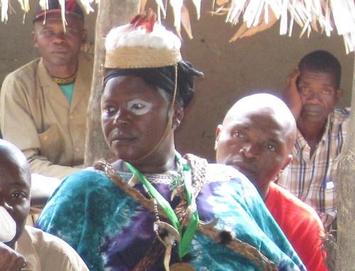 1. Cheftaine at Balanga tambiko