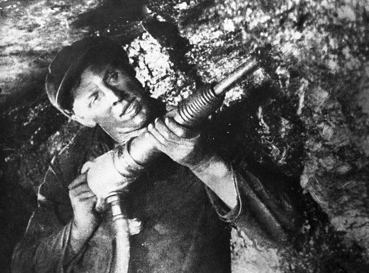 Самые крутые работяги в СССР