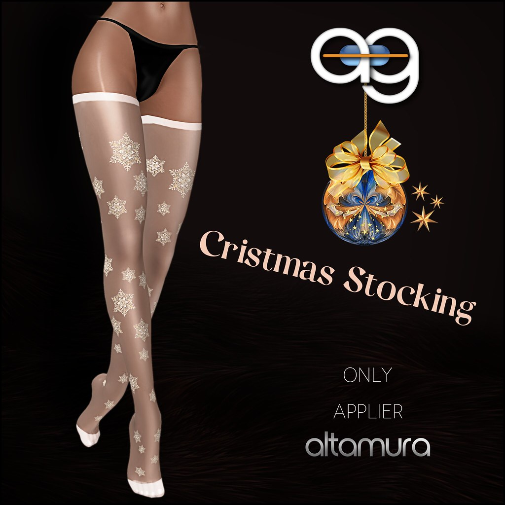 AG Cristmas Stocking