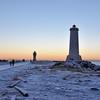 Akranes lighthouses