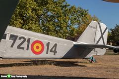 T2B-254-721-14---145---Spanish-Air-Force---CASA-352L-JU52---Madrid---181007---Steven-Gray---IMG_1499-watermarked