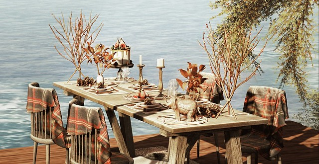 L'art de la Table by Tomis