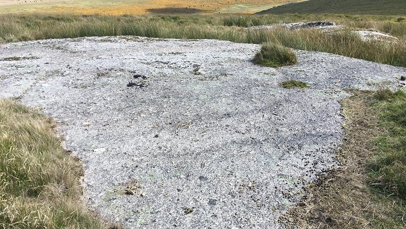White Ridge Tor (lower outcrop)