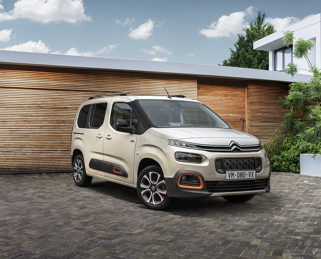 Comprar Citroen Berlingo