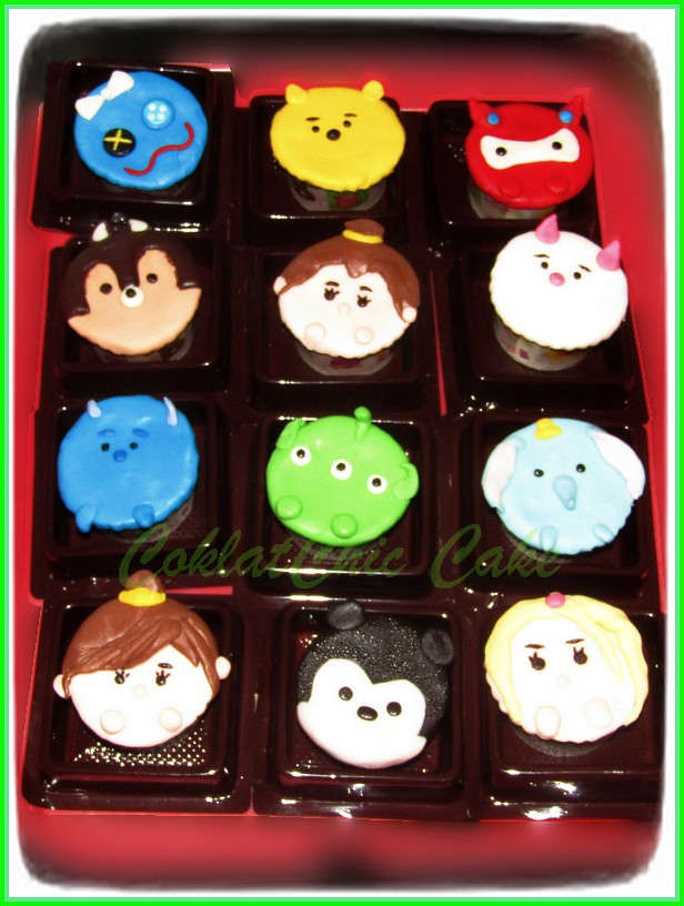 minicupcake Disney Tsum Tsum