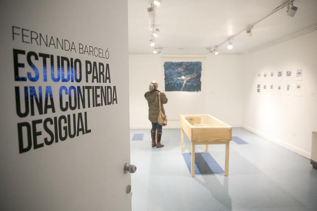 Exposición: Estudio para una contienda desigual