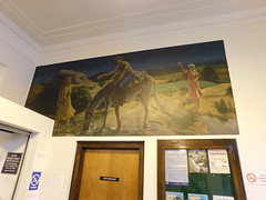 Pineville Kentucky Post Office Mural