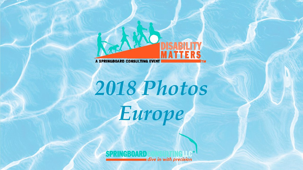 2018 Disability Matters Europe