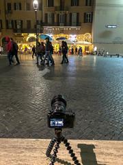 Rome, Italy in December 2018