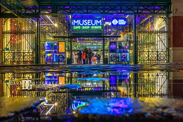 London Transport Museum - London, UK