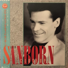 DAVID SANBORN:CLOSE-UP(JACKET A)