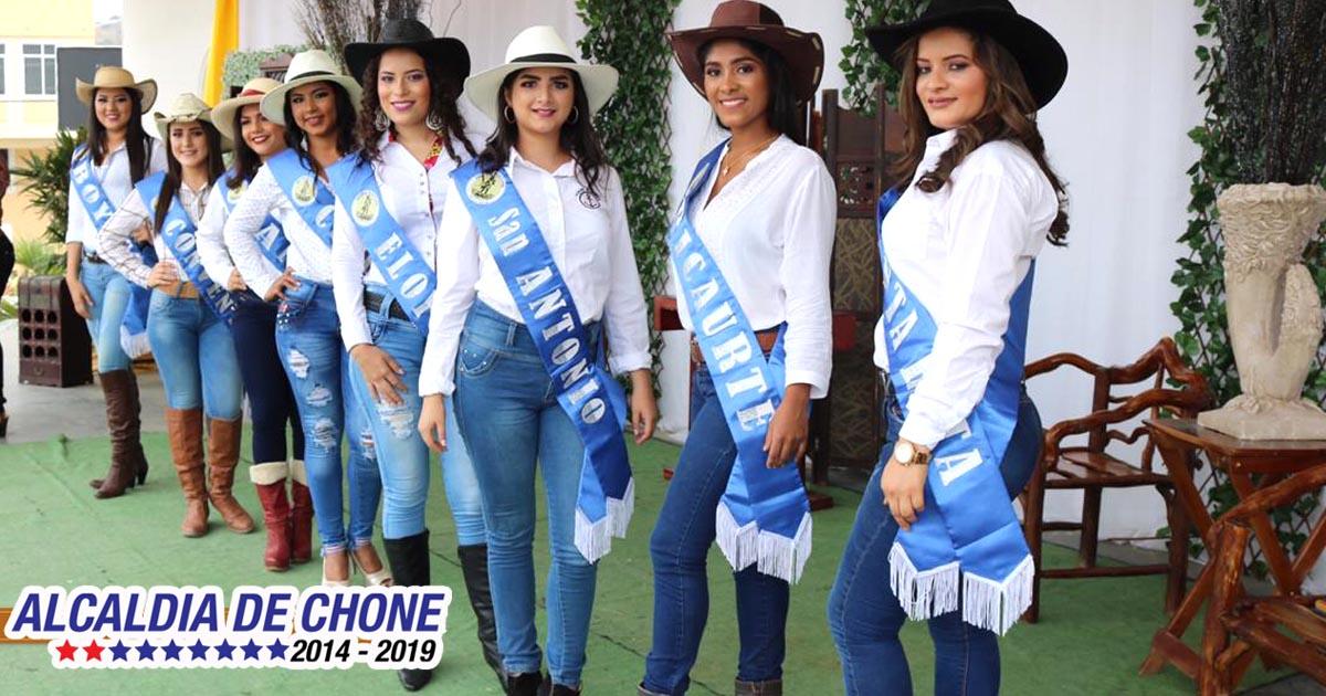 Chone vivió el Festival Montuvio 2018