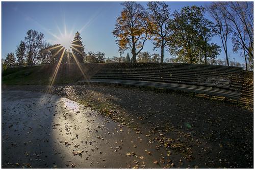 pärnu vallikäär autumn fall sügis