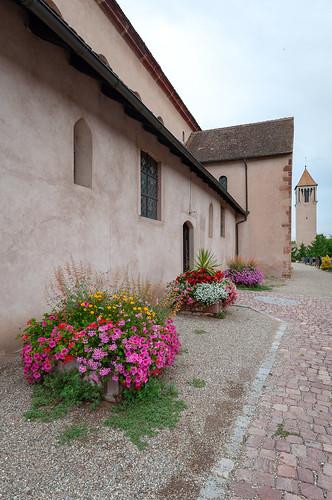 Abbatiale St Trophime (Eschau, France)-102