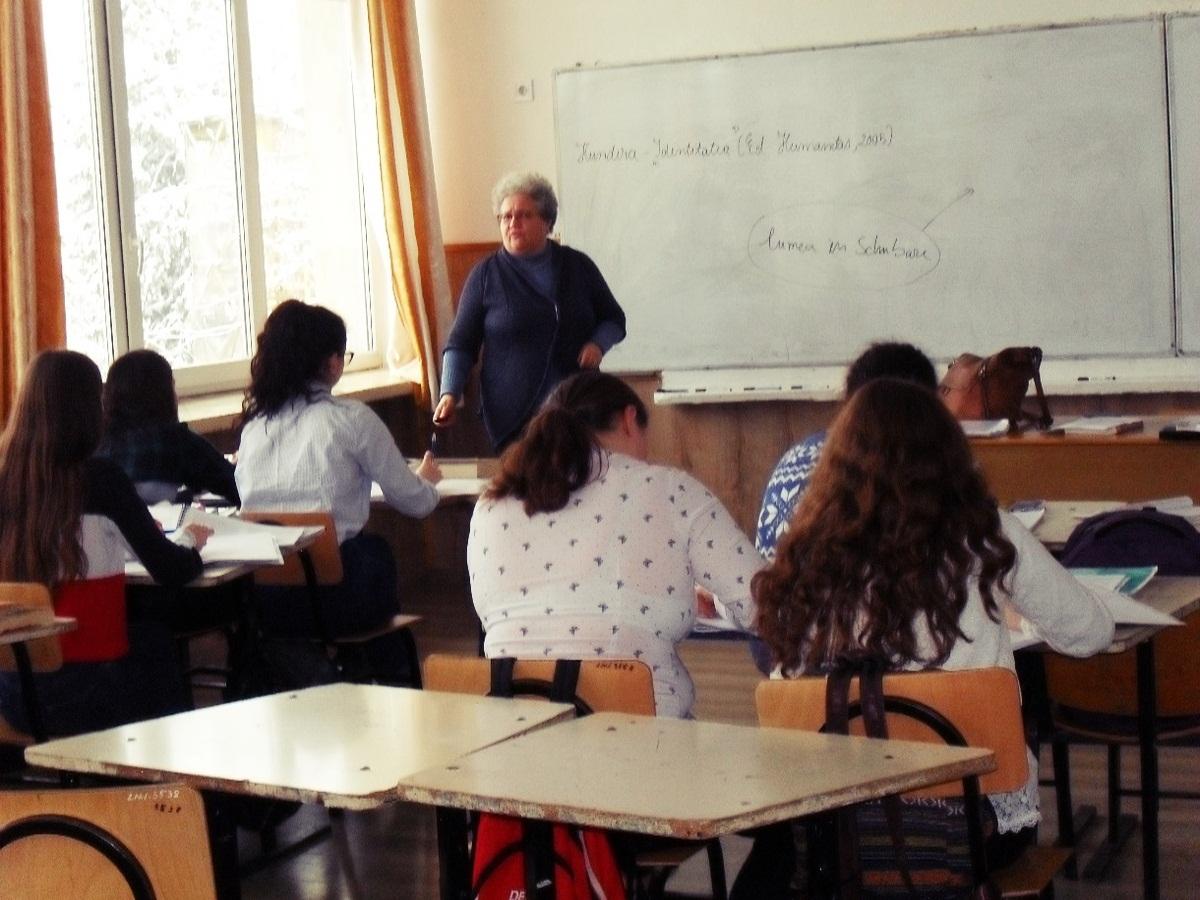 SEG 2018 - Profilul educatorului într-o societate în schimbare