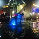 The Splash on match night