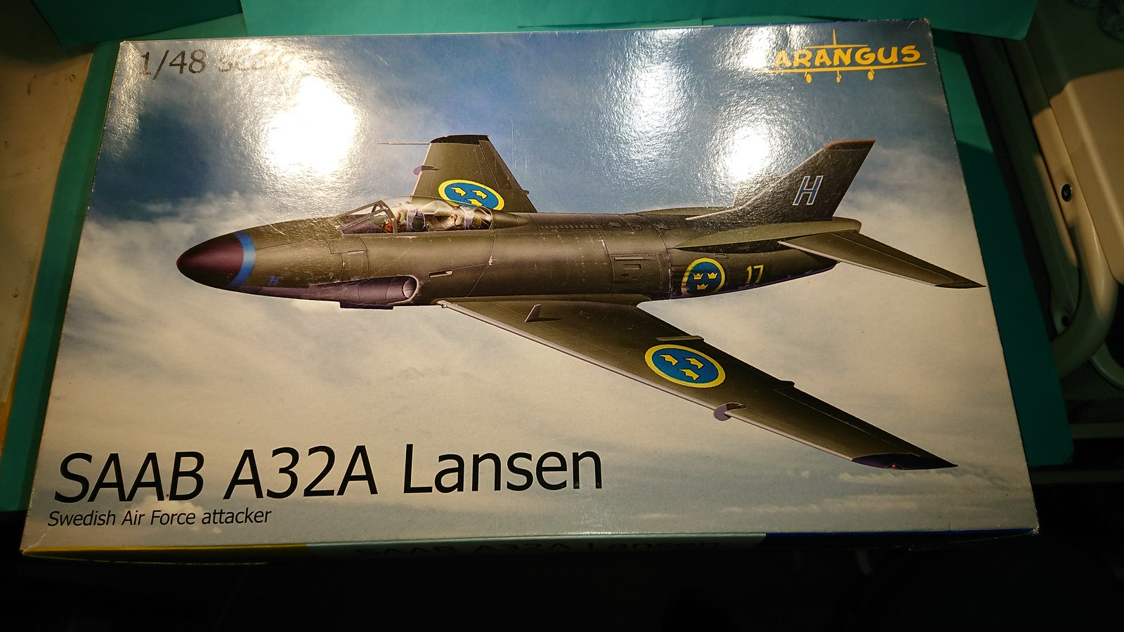 A32A Lansen - Tarangus 1/48 46097912102_3b7cb27e15_h