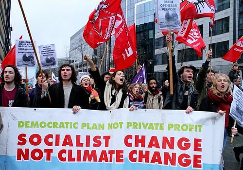Claim the Climate // Foto's door Liesbeth