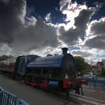 Preston Steam Train