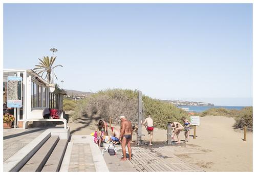 Maspalomas, Playa del Inglés