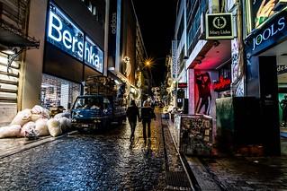 Garbage & Lovers, Ermou Street, Athens, Greece