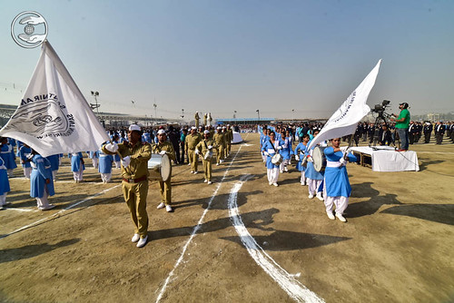 Nirankari Band in Sewadal Rally