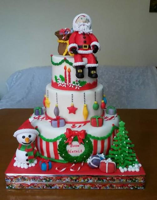 Cake by Lina Sganga