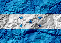 Honduras flag themes idea design