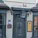 The New Inn - Vivian Road, Harborne - door and lantern