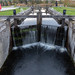 A lock on the Forth and Clyde Canal