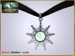Bliensen - Nieve - Choker