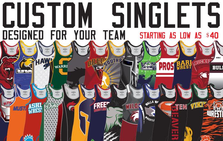 Custom Team Singlets