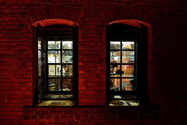 Window light of Yokohama, Nikon D750, AF-S Nikkor 28mm f/1.8G