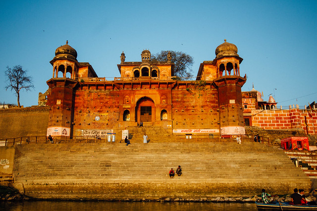 Chet Singh Ghat at, Canon EOS 7D, Canon EF-S 10-22mm f/3.5-4.5 USM