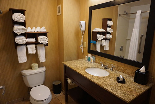 Bathroom at Hampton Inn & Suites Cincinnati Uptown University, OH