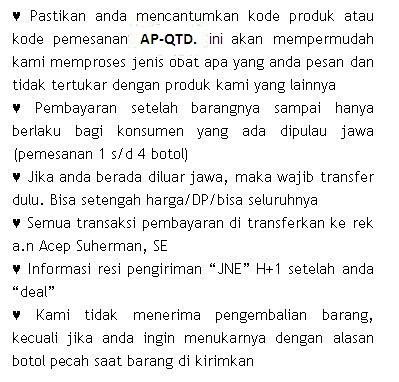 Apotik QnC Jelly Gamat Kabupaten Tanah Datar