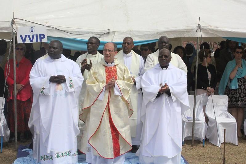 Bishop Paul Horan