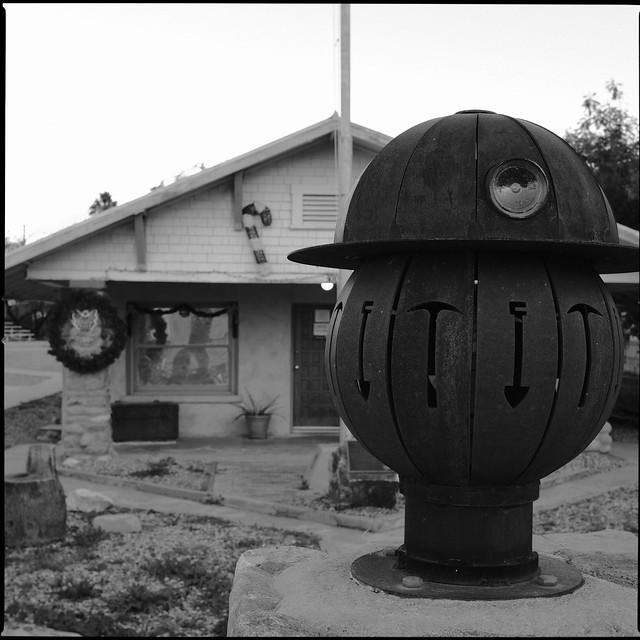 The Miner's Helmet